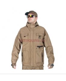 Куртка мужская демисезонная 2в1, AIR FORCE WINDBREAKER, 726 Armyfans, цвет Хаки (Khaki)
