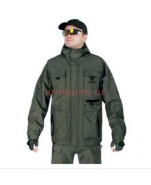 Куртка мужская демисезонная 2в1, AIR FORCE WINDBREAKER, 726 Armyfans, цвет Олива (Olive)