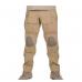 Брюки тактические мужские летние G3 Tactical Pants, с защитой коленей, ACTION STRETCH, RipStop, цвет Койот (Coyote)