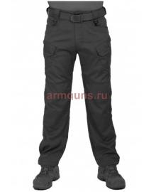Легкие тактические нейлоновые брюки Tactical Pants, 726 ARMYFANS, цвет Черный (Black)