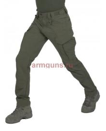 Легкие тактические нейлоновые брюки Outdoor Assault Pants, Gongtex, цвет Олива (Olive)