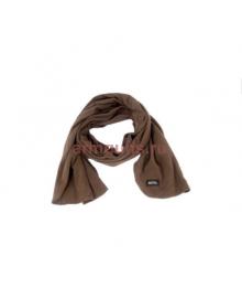 """Шарф флисовый """"GONGTEX"""" Field Scarf, 160 х 40 см, с сумкой-чехлом, цвет Оливковый, Olive"""
