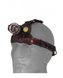 Налобный светодиодный аккумуляторный фонарь BT-002