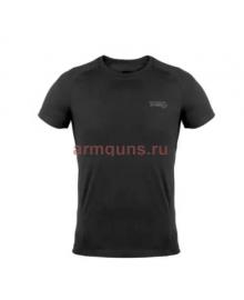 """Футболка мужская """"762 armyfans"""" , цвет Черный (Black)"""