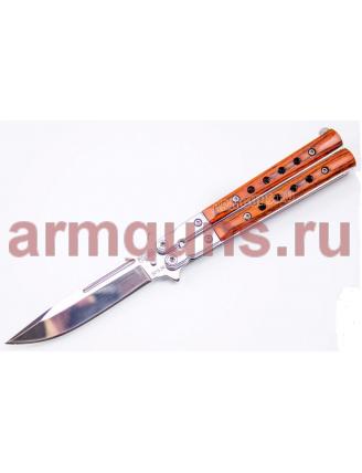 НОЖ БАБОЧКА S413-34