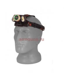 Налобный светодиодный аккумуляторный фонарь T-106