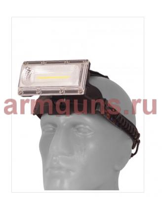 Налобный светодиодный аккумуляторный фонарь W608