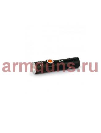 Фонарь светодиодный, ручной, аккумуляторный    61612