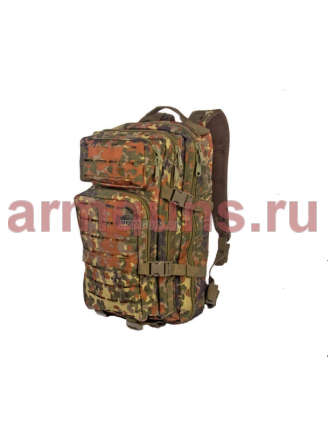 Рюкзак Тактический  28 литров, цвет Флектарн (Fleck tarn)