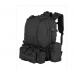 Купить Рюкзак Тактический 40 л,  цвет Черный (Black)