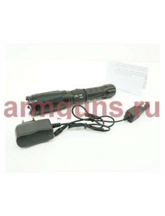 Электрошокер-фонарь Оса-1203 Police (BL-1203) / X4