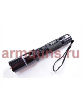 Электрошокер-фонарь Оса-288, с ЛЦУ (ZZ-288 Police)