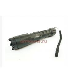 Электрошокер-фонарь X3 Piranha Flashtac