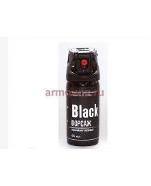 Газовый баллончик Black Форсаж, 65 мл