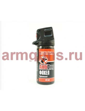 Распылитель-баллончик AntiDog «Факел», 65 мл