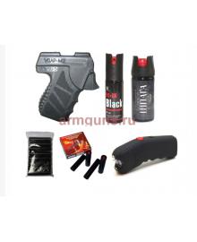 Комплект товаров для самообороны
