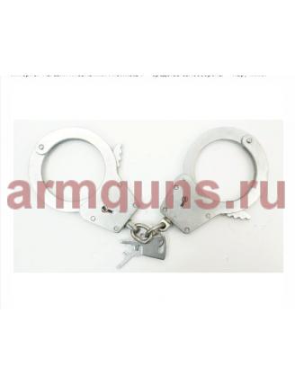 Наручники «БРС-2» (оцинкованные, 2 ключа)