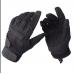 Тактические Перчатки OKL с закрытыми пальцами,  черные (Black)
