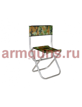 стул складной средний со спинкой