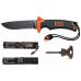 нож + огниво Bear Grylls Ultimate FB . Простой и крепкий полевой нож, надежный спутник в любых условиях.