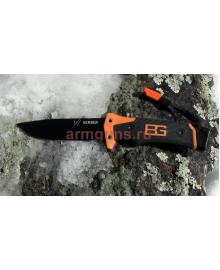 Нож Gerber Bear Grylls Ultimate с прямым лезвием
