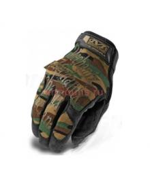 Тактические Перчатки Mechanix M-Pact, МРТ72-008-8, цвет Вудланд (Woodland)